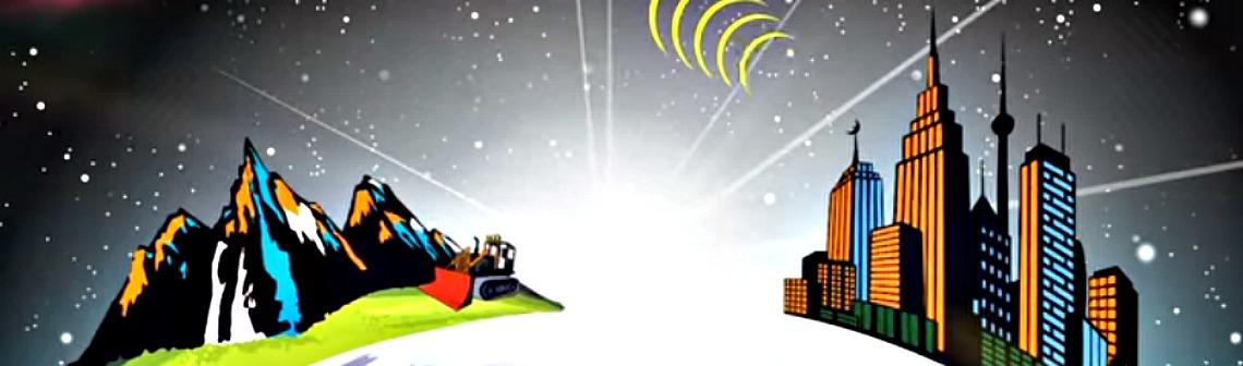 Quand une pollution radioélectrique nous protège