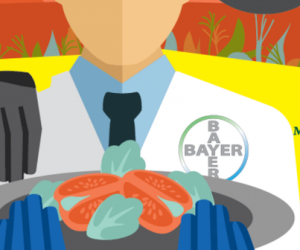 Fusion Bayer-Monsanto: la Commission lance son enquête!