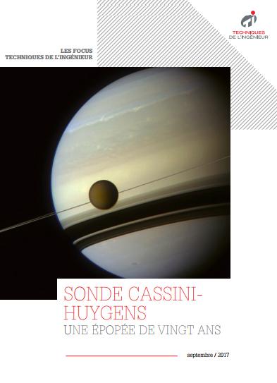 Sonde Cassini-Huygens, une épopée de vingt ans