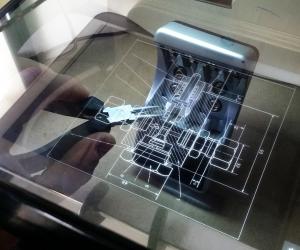 HoloMake : L'Interaction Manuelle Augmentée au service de l'industrie du futur