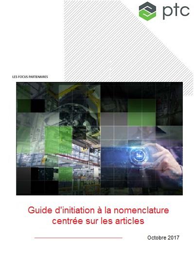 Guide d'initiation à la nomenclature centrée sur les articles