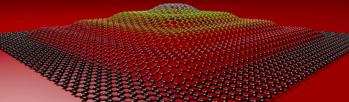 Le graphène entre dans la 3e dimension