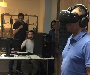 La réalité virtuelle, outil de formation à la rhétorique