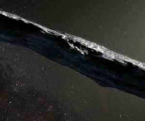 Des observations de l'ESO témoignent de l'étrange nature du tout premier astéroïde interstellaire détecté à ce jour