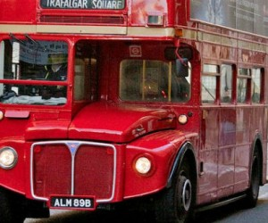 Quand des bus londoniens carburent au café