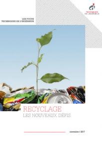Recyclage : les nouveaux défis