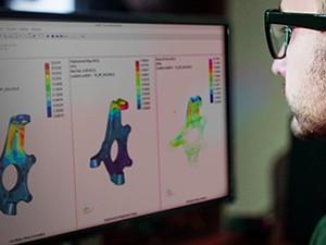 Zoom sur les processus de simulation 3D. Informatique et Numérique
