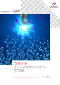 Chimie : 20 innovations 2017 à retenir
