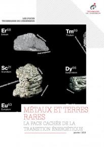 Métaux et terres rares: la face cachée de la transition énergétique
