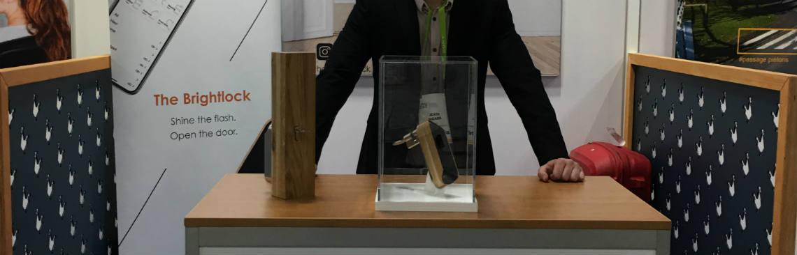 Cette serrure s'ouvre à l'aide d'une clé lumineuse | Techniques de l'ingénieur