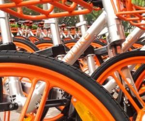 Mobike, service de vélo partagé vraiment durable, déferle à Paris