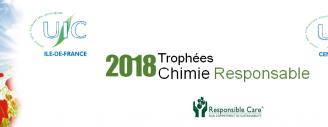 Trophées « Chimie Responsable » 2018