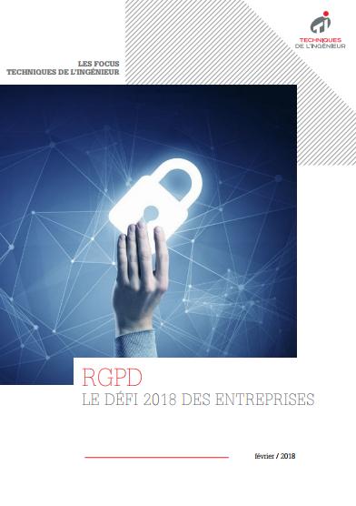 RGPD : le défi 2018 des entreprises