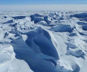 Une expédition sur les traces du réchauffement climatique #1