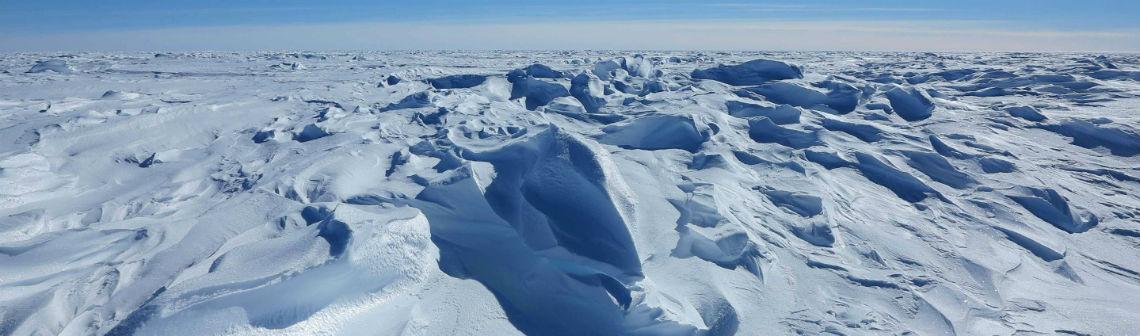 Une expédition sur les traces du réchauffement climatique #5