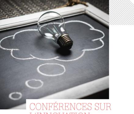 Conférences sur l'innovation