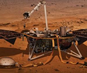 Un sismomètre pour écouter battre le coeur de Mars