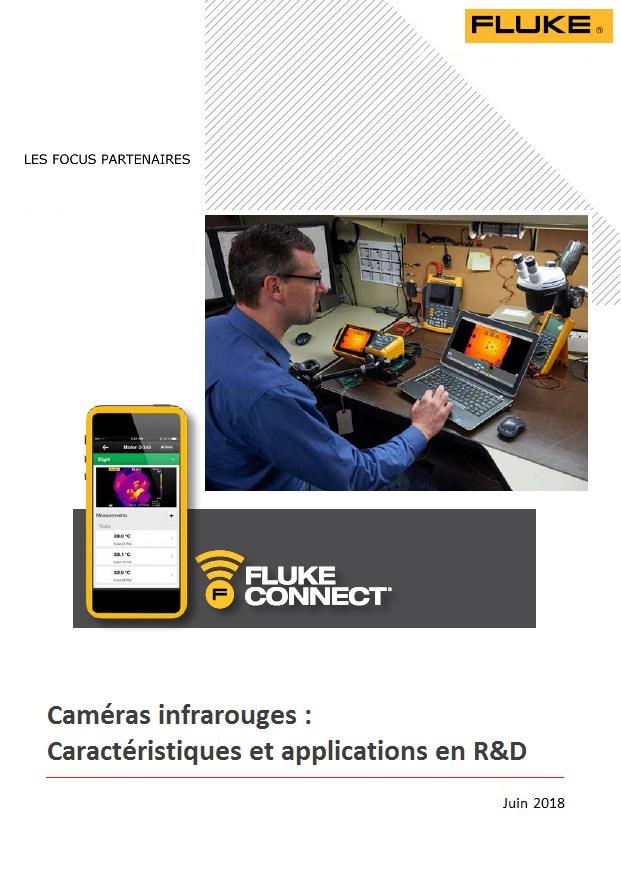 Caméras infrarouges : Caractéristiques et applications en R&D