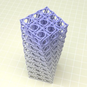 metamateriau torsion