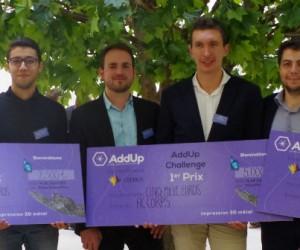 AddUp Challenge : la finale