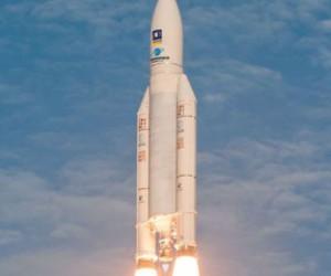 Lancement d'une Ariane 5 sans incident depuis la Guyane française