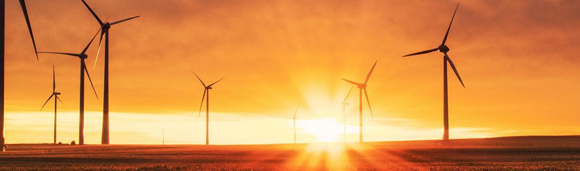 Energies renouvelables: rythme de développement toujours insuffisant en France