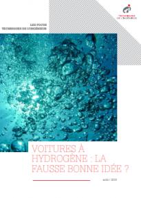 Voitures à hydrogène : la fausse bonne idée ?