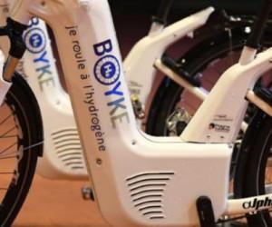 """Les vélos à hydrogène """"Bhyke"""", une solution vraiment efficiente pour se déplacer à Saint-Lô et à Cherbourg ?"""