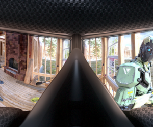StarVR, le casque VR qui vous regarde (aussi)