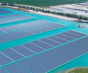 107 nouveaux projets de centrales solaires au sol en construction