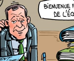 En images: François De Rugy intronisé au Ministère de la transition écologique et solidaire