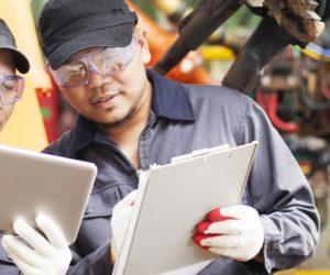 Industrie du futur : des instructions visuelles de travail connectées et intelligentes.