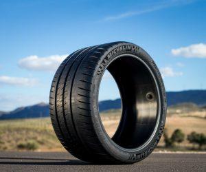 Michelin et GM dévoilent un prototype de pneu increvable