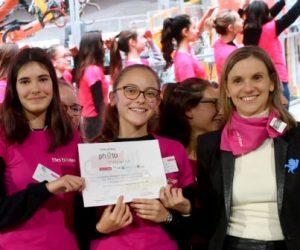 Usine Extraordinaire: l'industrie se tourne vers les femmes et la jeunesse