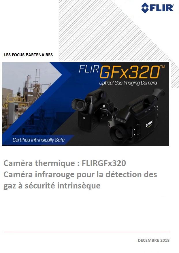 Caméra thermique : FLIRGFx320