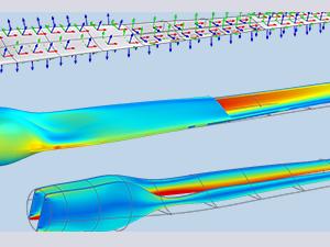Nous vous invitons au webinar : Simuler les Matériaux Composites