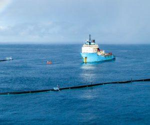 Ocean Cleanup : un rêve brisé en deux