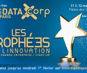 Trophées de l'innovation Big Data Paris : le compte à rebours est commencé !