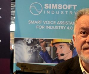 L'assistant vocal de Simsoft Industry primé aux Global Industrie Awards