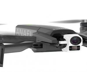Parrot : le spécialiste du drone se lance dans l'imagerie thermique