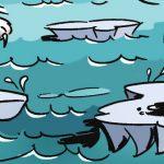 En images : une eau qui ne gèle pas... même à -263°