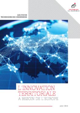 L'innovation territoriale a besoin de l'Europe