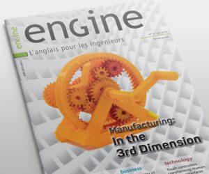 Découvrez le 4ème numéro d'Engine