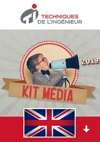 MEDIA KIT Techniques de l'Ingénieur, en anglais