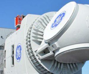 GE Renewable Energy sort sa première éolienne offshore géante de 12 MW