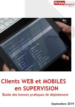 Clients web et mobiles en supervision : guide des bonnes pratiques de déploiement