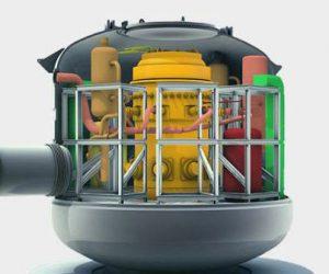 L'équipe de France du nucléaire dévoile son petit réacteur modulaire
