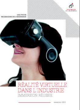 Réalité virtuelle dans l'industrie: immersion réussie