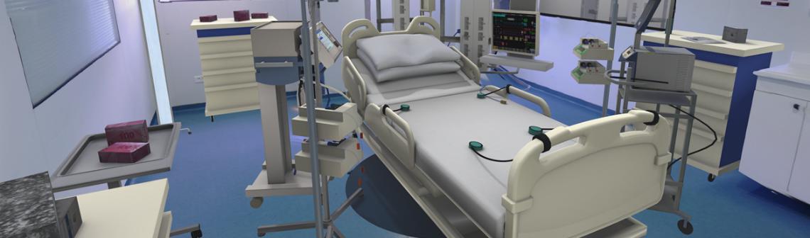 Comment la réalité virtuelle diminue le stress des greffés du poumon ?