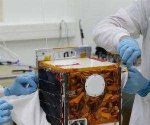 Hemeria, fer de lance de la filière nanosatellites française